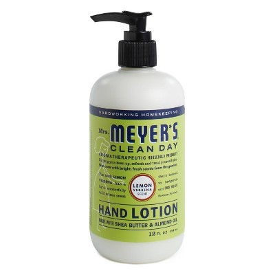 Mrs. Meyer's Lemon Verbena Hand Lotion - 12 fl oz