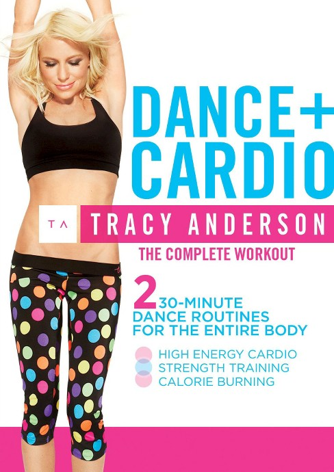 Tracy anderson:Dance plus cardio (DVD) - image 1 of 1