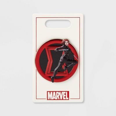 Kids' Marvel Black Widow Pin - Disney Store