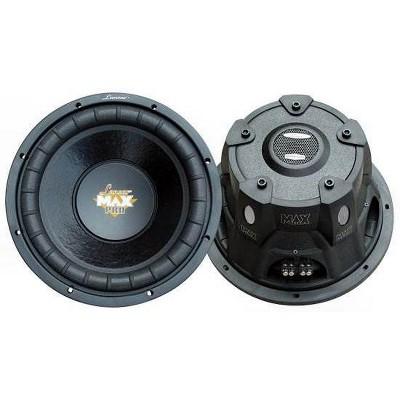 """2) LANZAR PRO MAXP84 8"""" 1600W Car Power Subwoofers Audio Subs Woofers SVC 4 Ohm"""