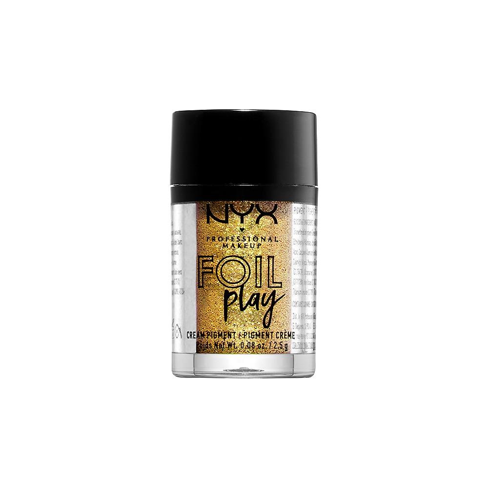 NYX Professional Makeup Foil Play Cream Pigment- Eye Shadow