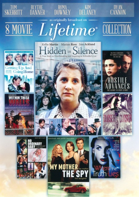 8 movie lifetime collection (DVD) - image 1 of 1