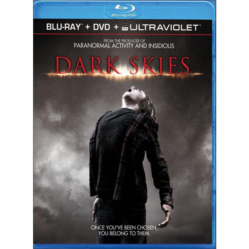 Dark Skies (2 Discs) (Blu-ray/Dvd) (UltraViolet)
