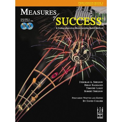 FJH Music Measures of Success Percussion Book 2