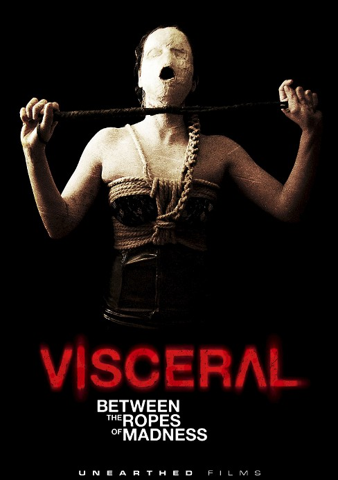 Visceral:Between the ropes of madness (DVD) - image 1 of 1