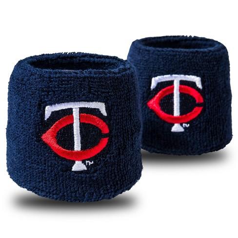 MLB Minnesota Twins Wrist Bands - image 1 of 3