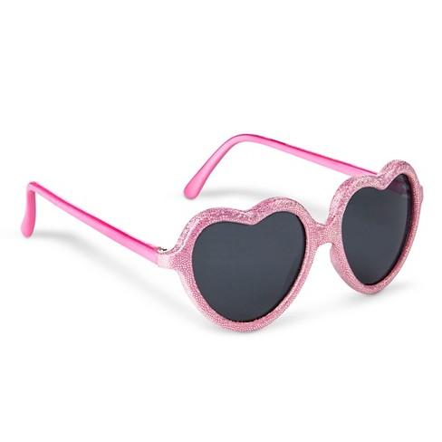 f9ce68fa276e Girls' Heart Shaped Sunglasses : Target