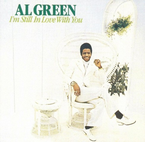 Al green - I'm still in love with you (CD) - image 1 of 1