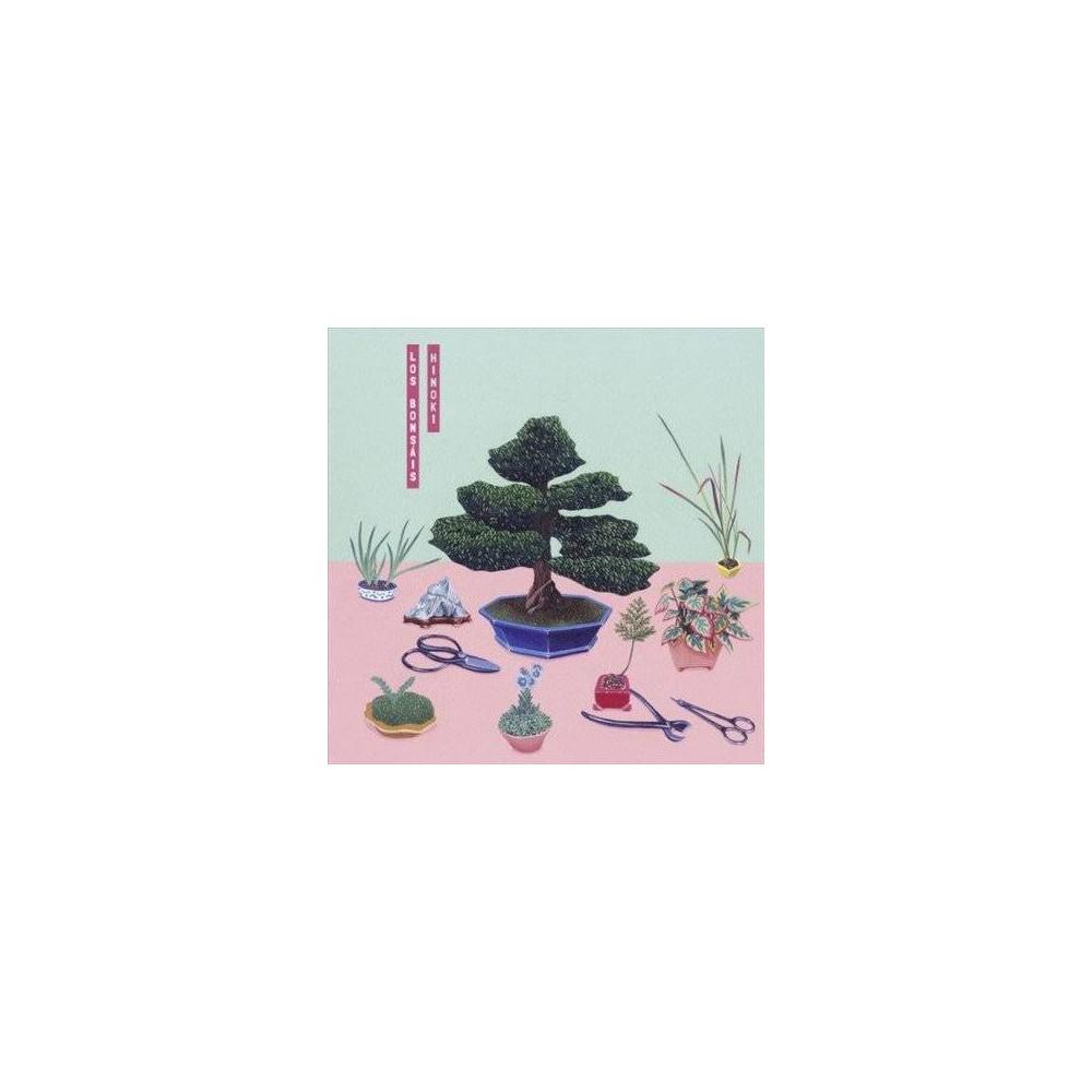 Los Bonsais - Hinoki (Vinyl)