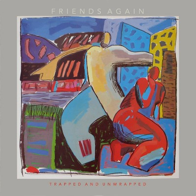 Friends again - Trapped and unwrapped (CD)