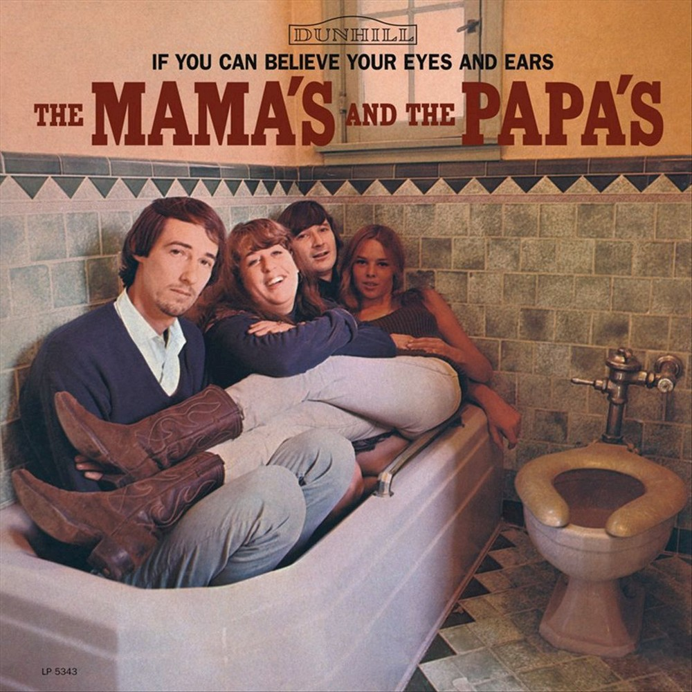 Mamas & the papas - If you can believe your eyes and ears (Vinyl)