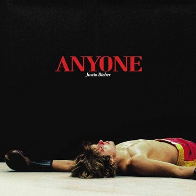 "Justin Bieber - Anyone / Holy (12"" Single) (Vinyl)"