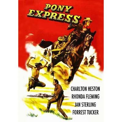 Pony Express (DVD)(2012)