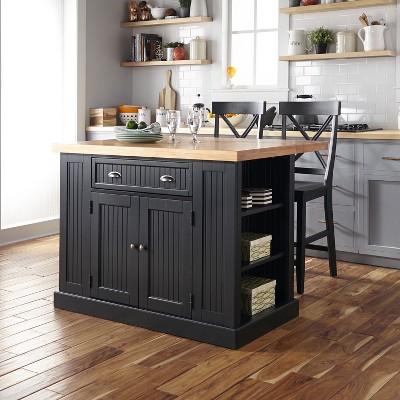 Nantucket Kitchen Storage Pantry Natural Home Styles Target