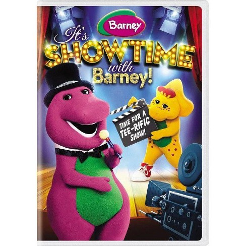 Barney: It's Showtime with Barney (DVD) - image 1 of 1
