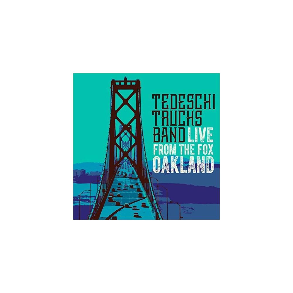 Tedeschi Trucks Band - Live From The Fox Oakland (CD)