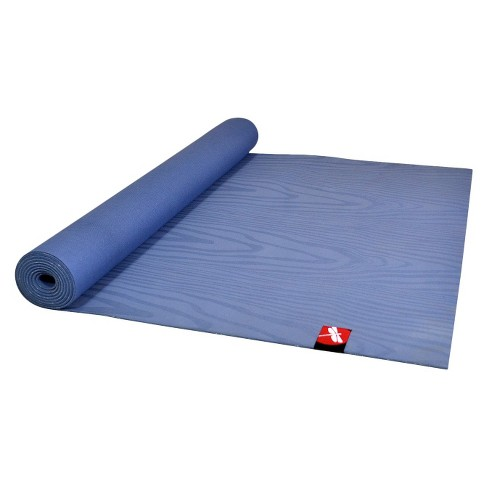 Dragonfly Yoga Natural Rubber Lite Yoga Mat - Blue (3mm) - image 1 of 1