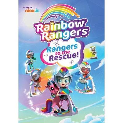Rainbow Rangers: Rangers to the Rescue (DVD)
