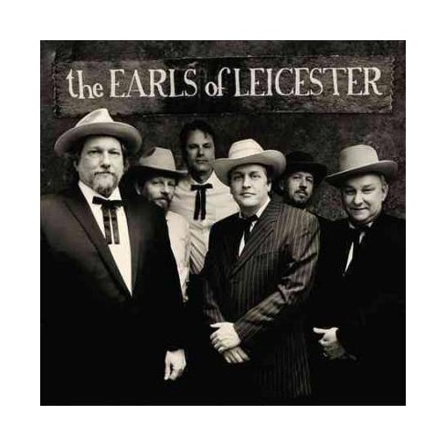 Earls of Leicester - Earls Of Leicester (CD) - image 1 of 2