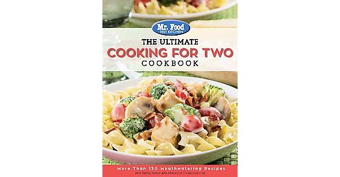 Ultimate Cooking For Two Cookbook (Paperback) - image 1 of 1