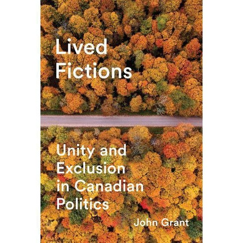 Lived Fictions - by  John Grant (Paperback) - image 1 of 1