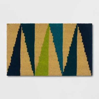 Geo Cool Doormat - Project 62™