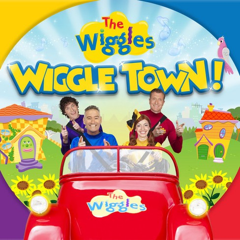 Wiggles - Wiggle Town (CD) - image 1 of 1