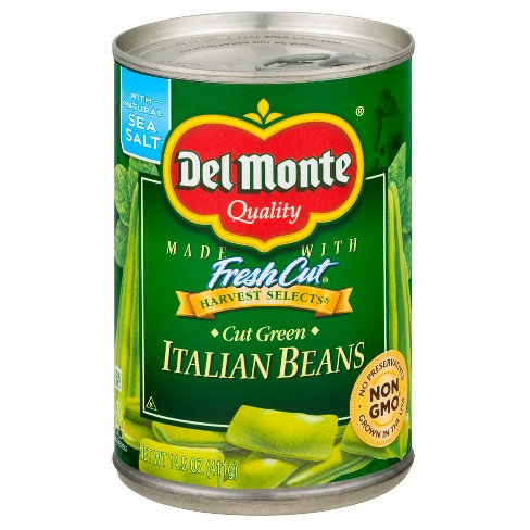 Del Monte Fresh Cut Italian Green Beans