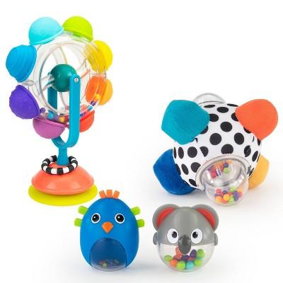 Sassy Toys Move & Grove Gift Set - 4pc