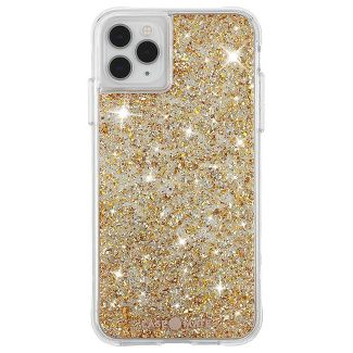 Case-Mate Apple iPhone 11 Pro/X/XS Twinkle Case - Gold