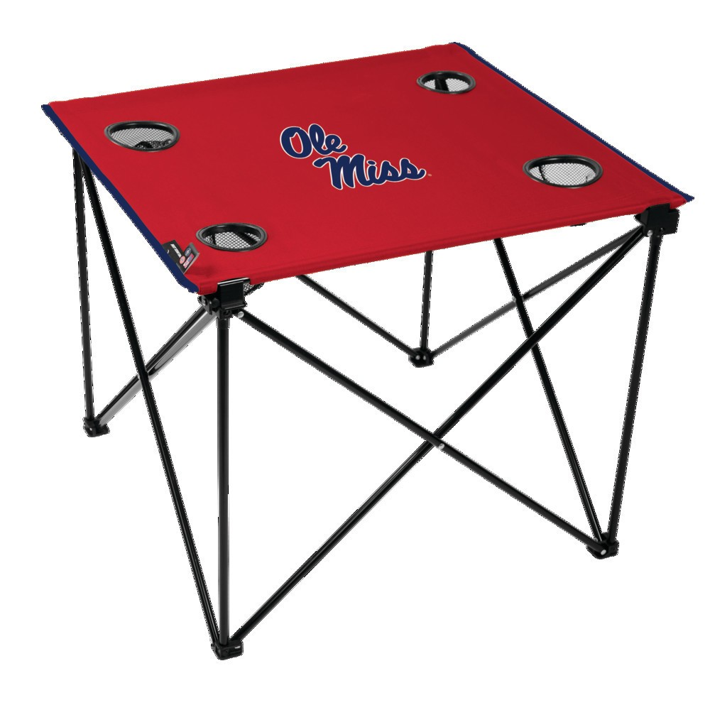 NCAA Ole Miss Rebels Portable Table