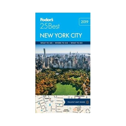 Best Map Of New York City.Fodor S 25 Best 2019 New York City 14 Pap Map Fodors New York