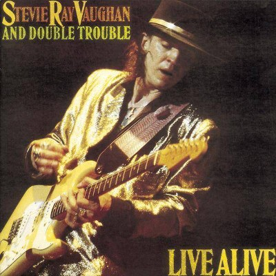 Stevie Ray Vaughan - Live Alive (CD)