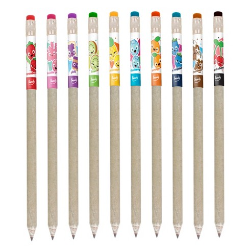 scentco smencils cylinder scented 2 pencils 50ct target
