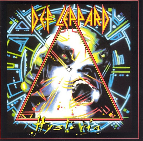 Def leppard - Hysteria (CD) - image 1 of 1