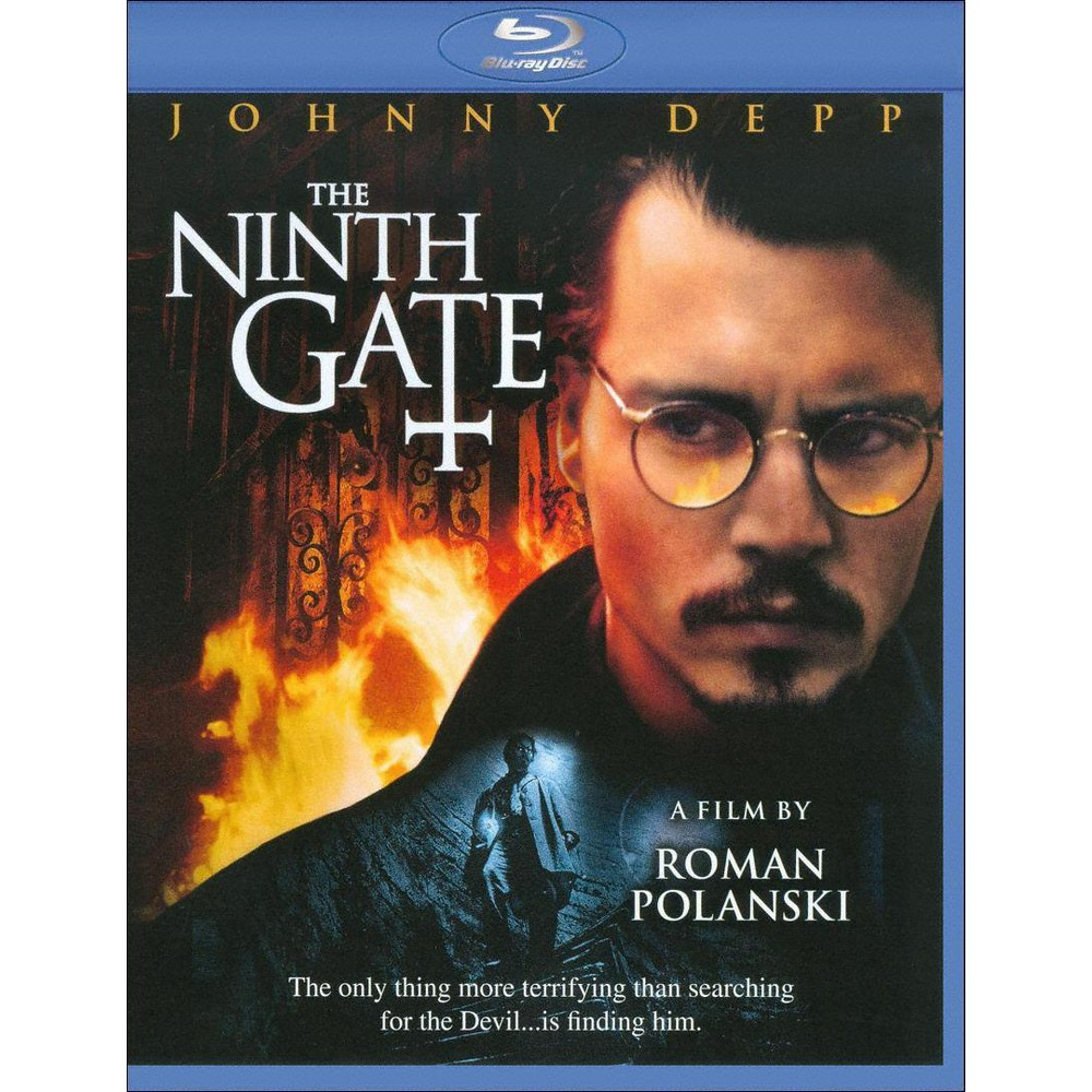 The Ninth Gate [Blu-ray], Movies