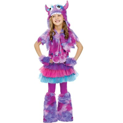 Fun World Polka Dot Monster Child Costume