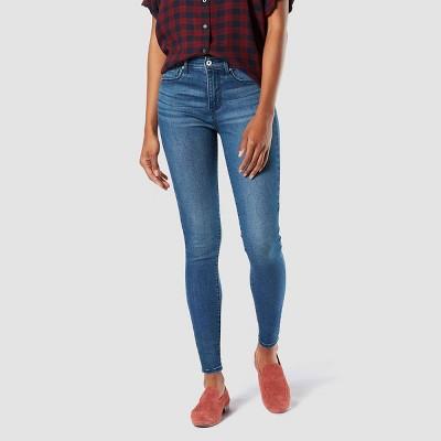 DENIZEN® from Levi's® Women's High-Rise Modern Super Skinny - Team Light Blue Heather 4