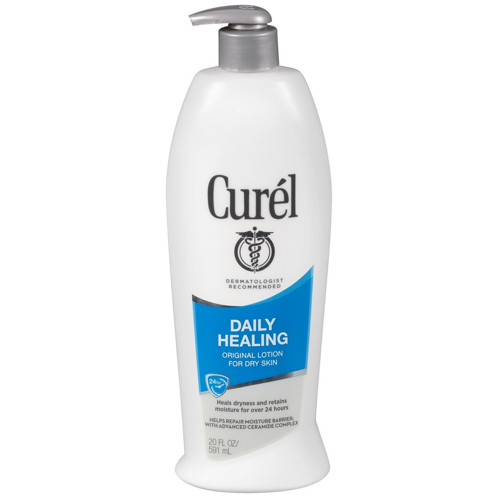 Image of Curel Daily Healing Original Lotion- 20oz