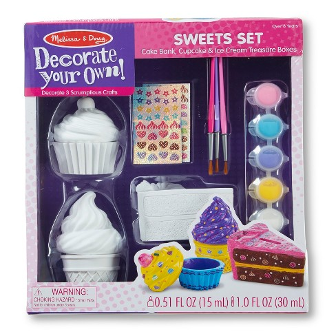 Melissa & Doug® DYO Sweets Set - image 1 of 5