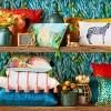 Leaves Peel & Stick Wallpaper Green - Opalhouse™ - image 3 of 4