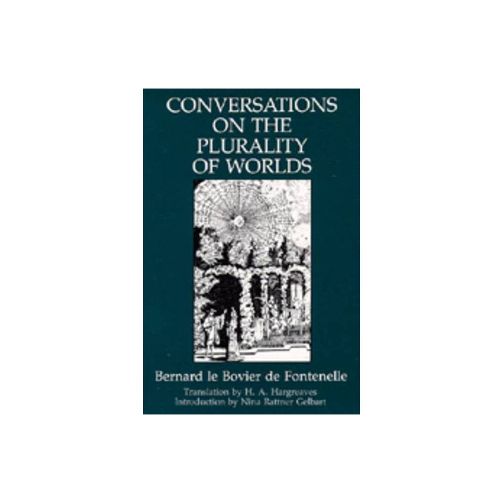 ISBN 9780520071711 product image for Conversations on the Plurality of Worlds - by Bernard Le Bovier De Fontenelle (P | upcitemdb.com