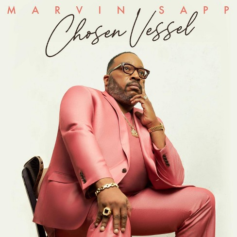 Marvin Sapp - Chosen Vessel (CD) - image 1 of 1