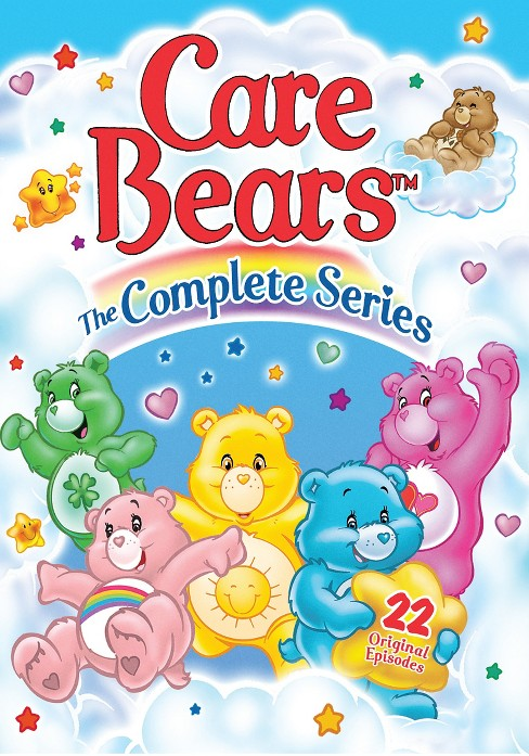 Care Bears: The Complete Series [2 Discs] - image 1 of 1