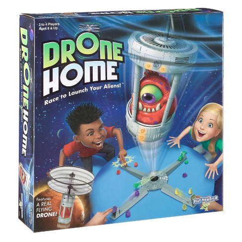 Playmonster Drone Home Game - image 1 of 4