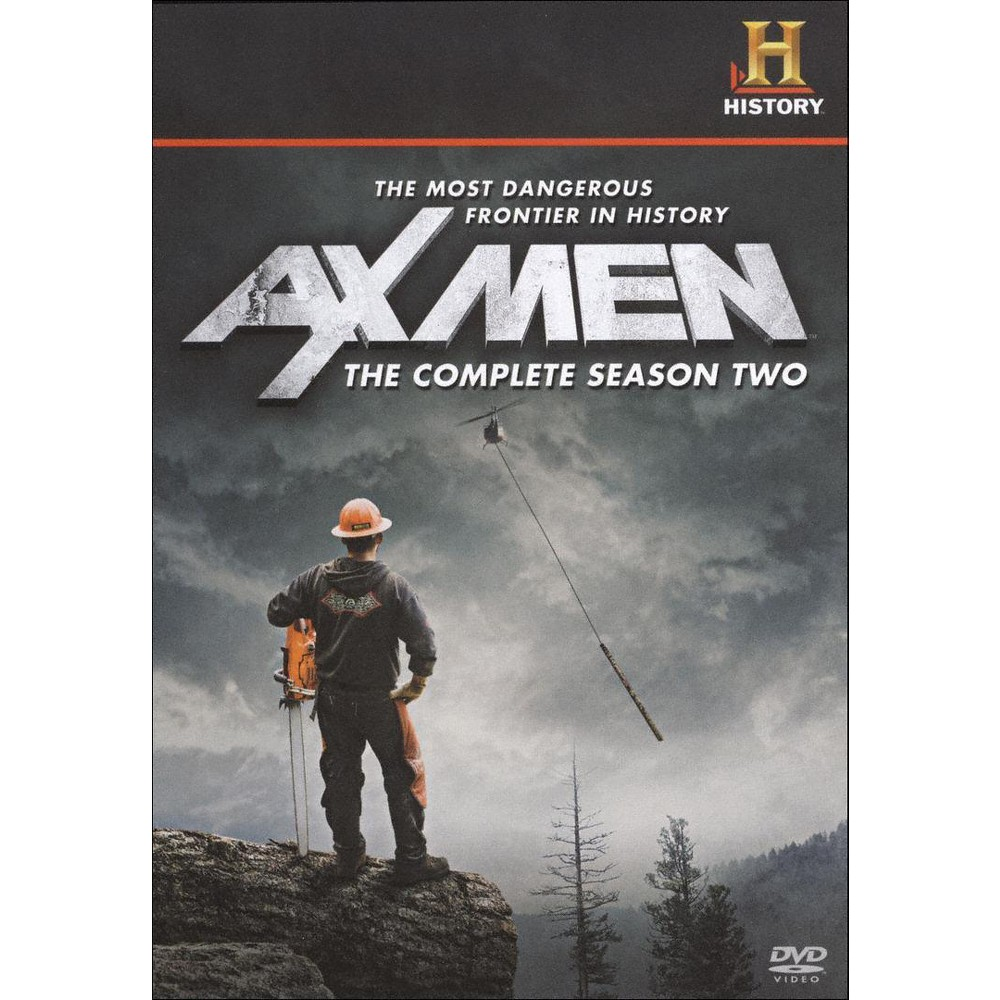 Ax Men:Complete Season 2 (Dvd)