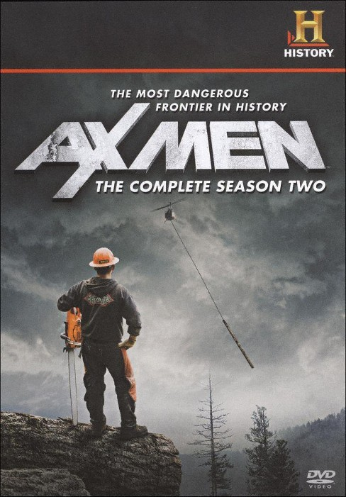 Ax men:Complete season 2 (DVD) - image 1 of 1