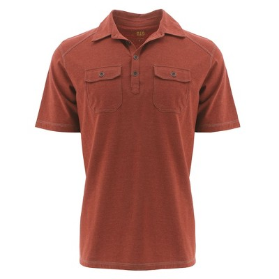 Ecoths  Men's  Reeve Polo Shirt