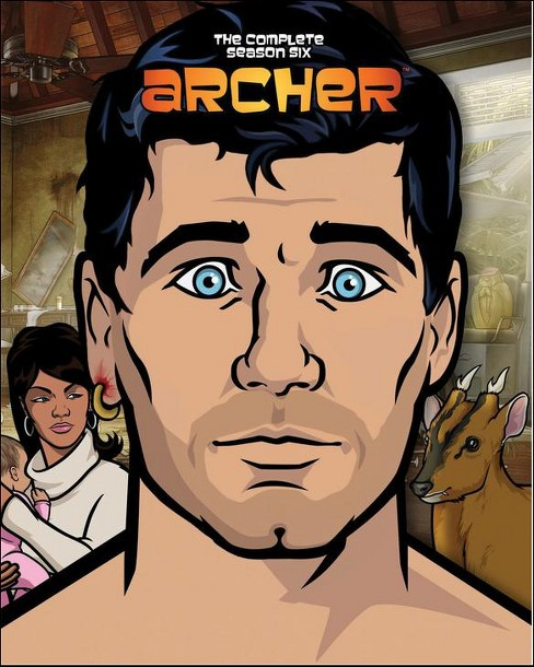 Archer:Season 6 (Blu-ray) - image 1 of 1