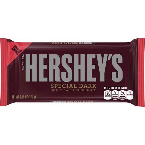 Hershey's Special Dark Mildly Sweet Chocolate - 4.25oz - image 1 of 3